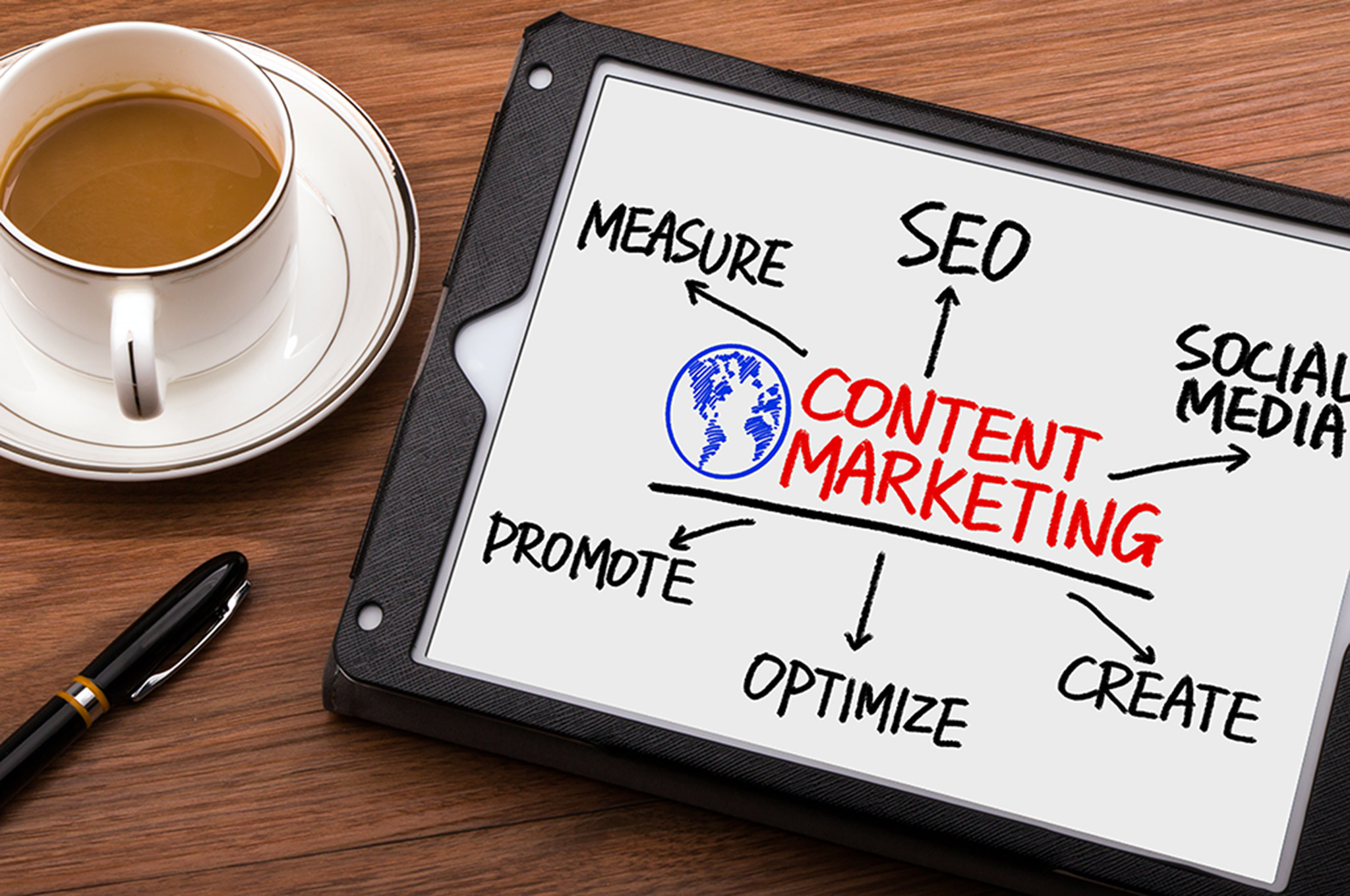 5 Steps to Improve Website Traffic with Content Marketing